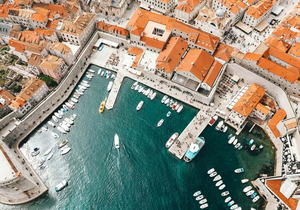 Split To Dubrovnik Day Tour