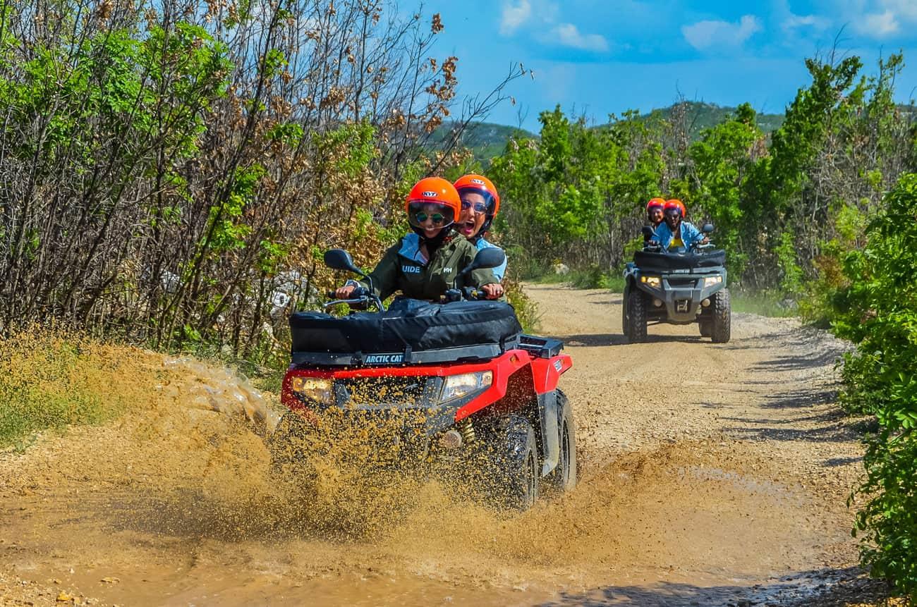 ATV Quad Tour From Split