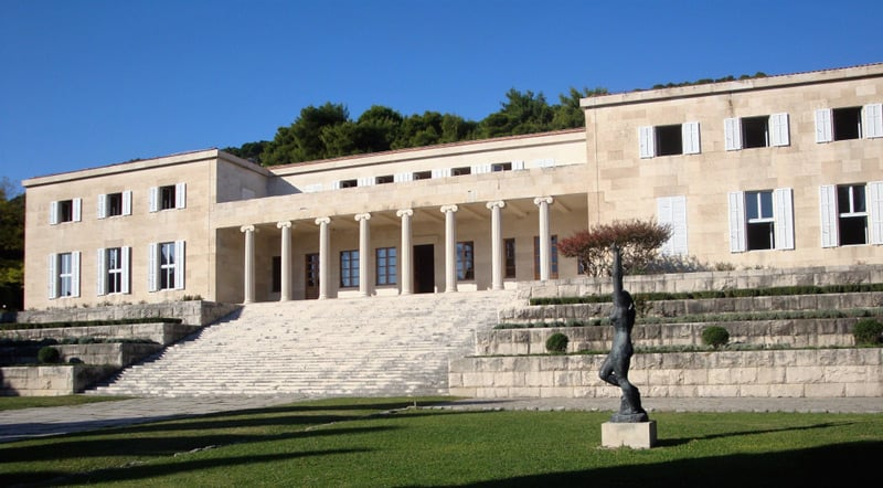 Ivan Mestrovic Gallery Split