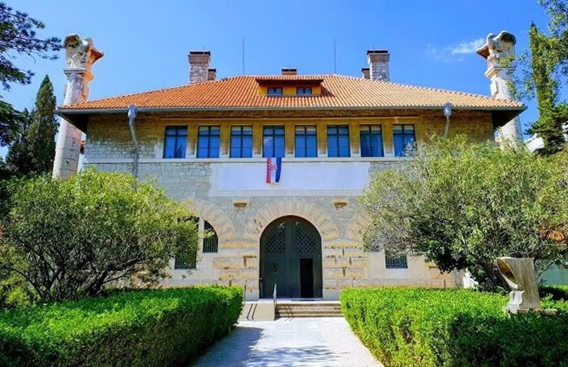 Archeological museum in Split